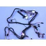Электропроводки и передние жгуты