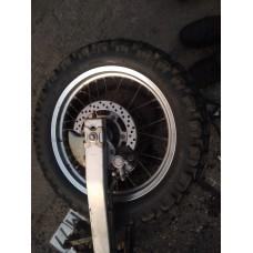 Задние колесо Kawasaki KLE400 KLE500