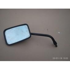 зеркало на чеппер или классик черный корпус